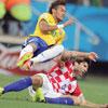 ۶ نکته از بازی برزیل – کرواسی از نگاه بیلچر رپورت