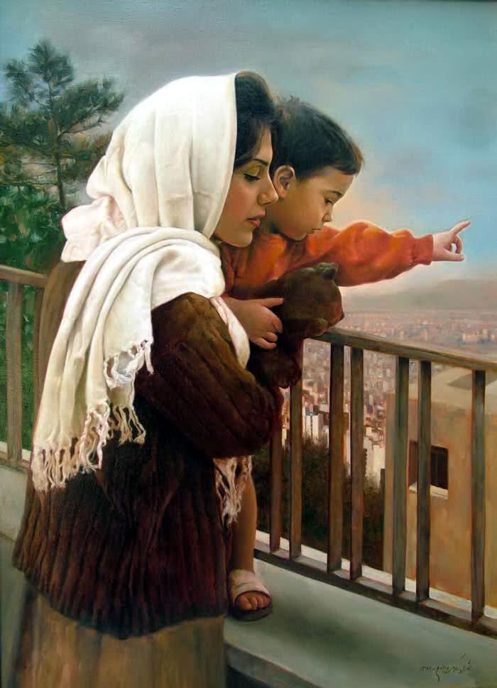 روز زن کیه؟ | تاریخ روز مادر 1396