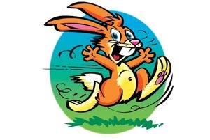 خرگوش باهوش و گرگ بد جنس