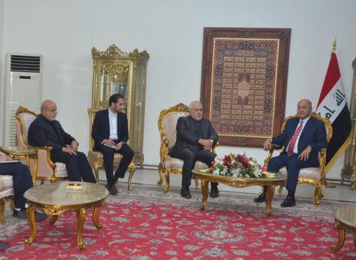 رئیس جمهوری عراق: تقویت مناسبات با ایران عامل ثبات در منطقه است