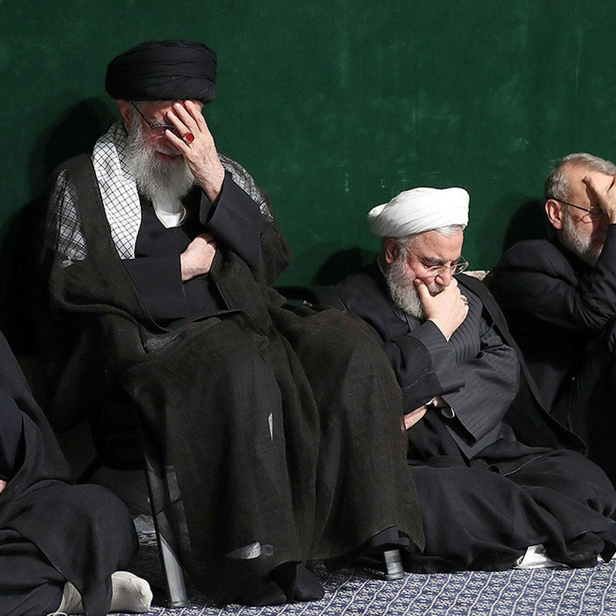 دومین شب عزاداری سیدالشهداء(ع) در حسینیه امام خمینی(ره)