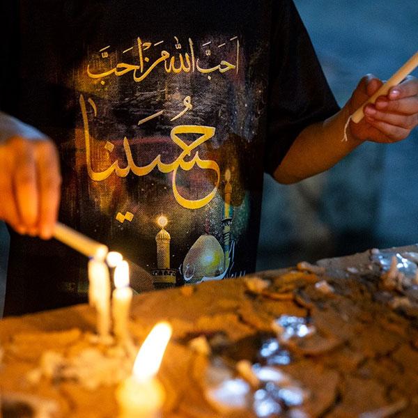 شام غریبان حسینی در تهران   تصاویر