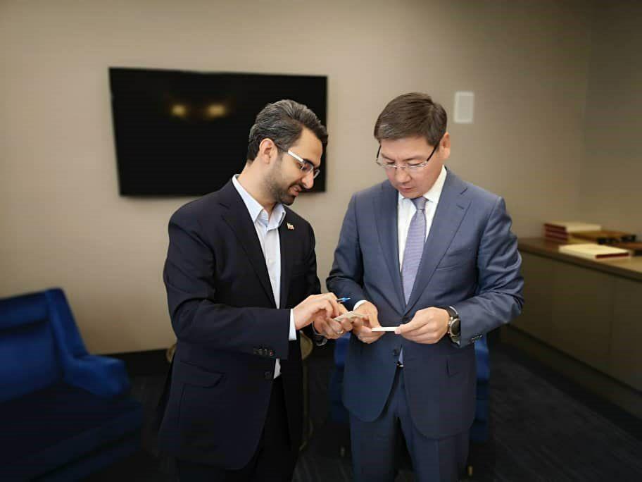 قزاقستان دروازه بالقوه ورود ایران به بازار ICT آسیای مرکزی