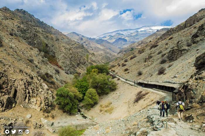 پلنگ چال، پناهگاهی در میان کوههای درکه