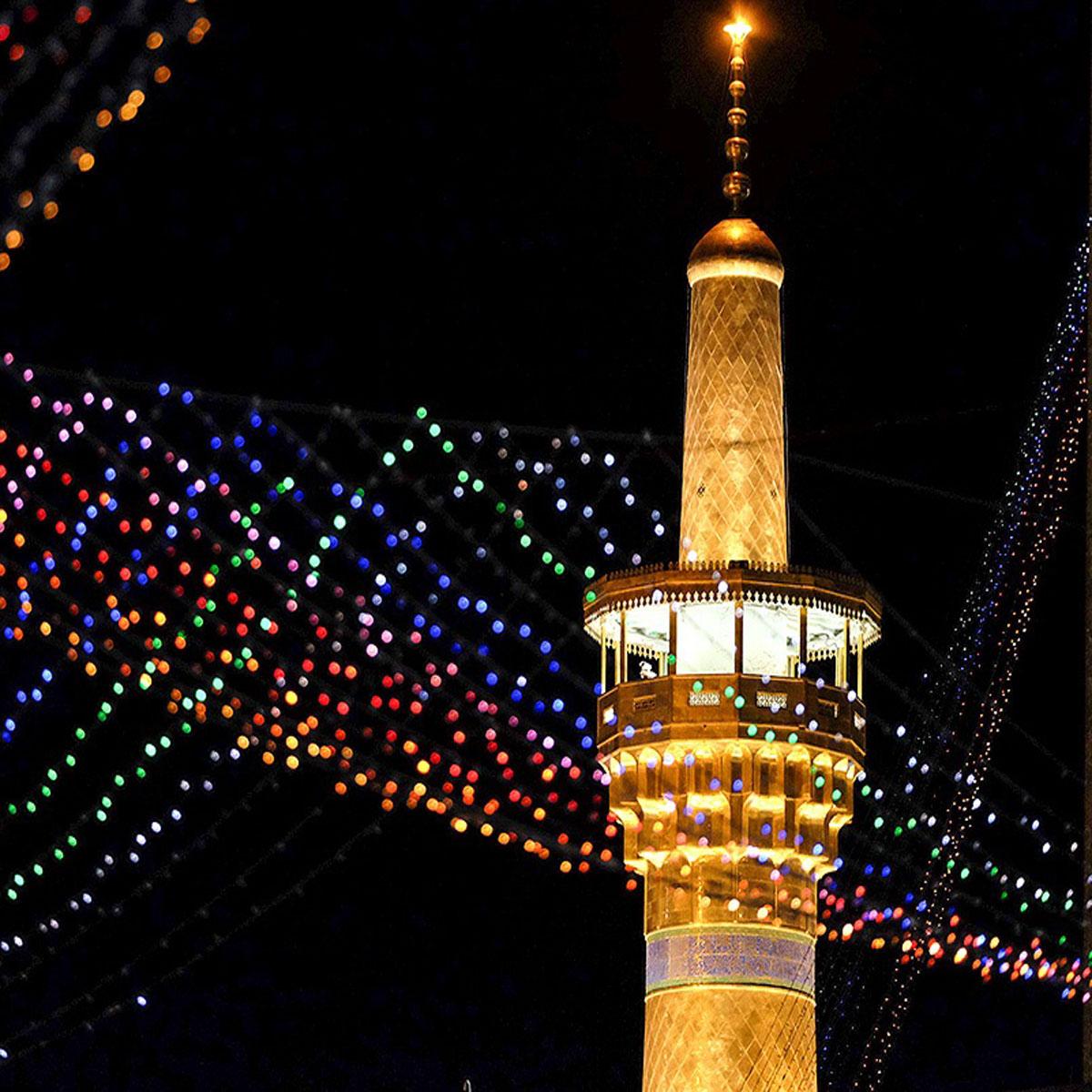 جشن شب میلاد پیامبر(ص)