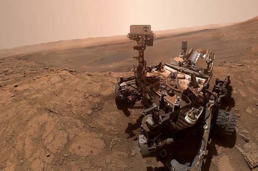 پردهبرداری از یک معمای مریخی دیگر
