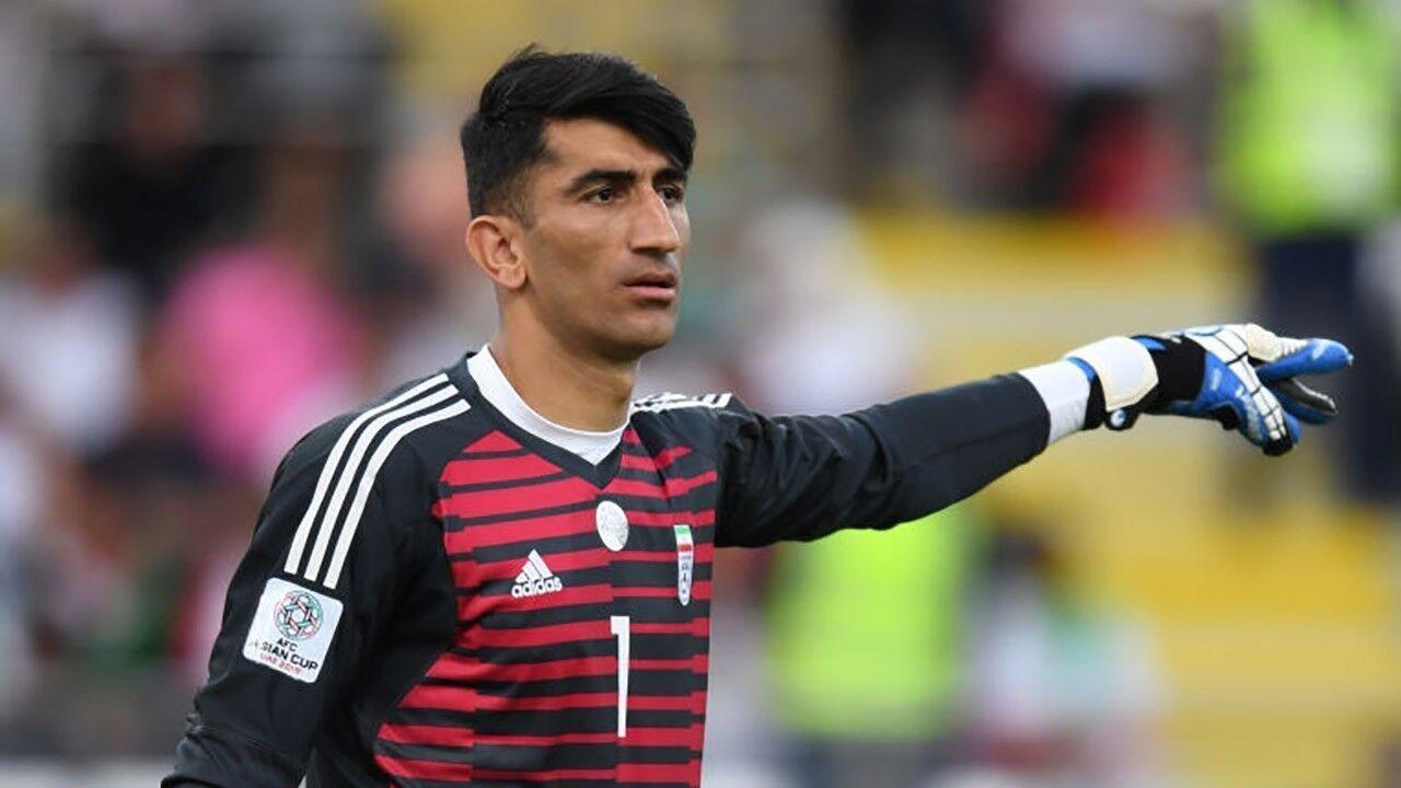 بیرانوند: برانکو شناخت خوبی از فوتبال ایران دارد