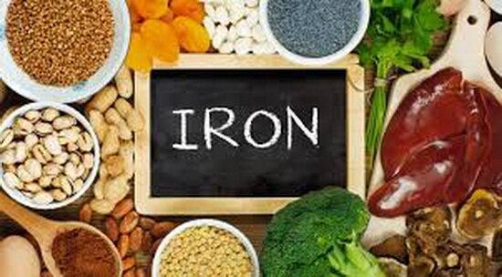 بدن روزانه به چه میزان آهن نیاز دارد؟