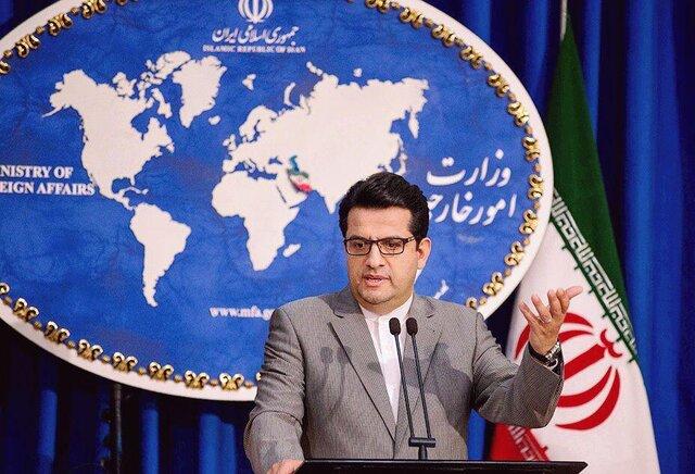 موسوی: رفتار مرزبانی آمریکا با ایرانیان، نژادپرستی مطلق و نقض حقوق بشر است