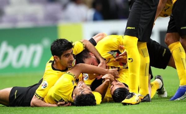 تیم منتخب نمایندگان ایران در هفته نخست لیگ قهرمانان آسیا
