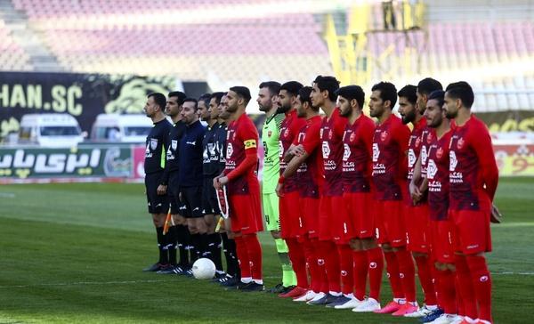 رسمی؛ لیگ برتر با قهرمانی پرسپولیس نیمهتمام میماند